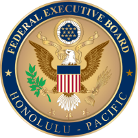 Honolulu Pacific Federal Executive Board Logo