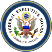 Honolulu Pacific Federal Executive Board Logo Low Resolution