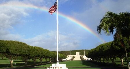 National Cemetary of the Pacific